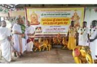 திருவாரூரில் மலேசிய விநாயகர் கோயிலுக்கு தங்கரதம்