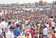 புனித நீராட்டத்துடன் துவங்கியது கும்பகோணம் மகாமகம்