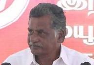 Tamil Election News: ஊழல் செய்து கொள்ளையடிப்பவர்களால்'அரசியல்வாதி' என்று சொல்ல வெட்கமாக இருக்கிறது :  இந்திய கம்யூ., முத்தரசன் பேச்சு