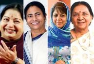 Election News in Tamil : இந்தியாவின் நான்கு திசையிலும் பெண்கள் ஆட்சி