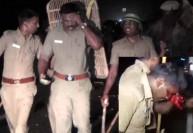 சிவகங்கை அருகே கலவரம்: 62 பேர் கைது: 500 பேர் மீது வழக்கு