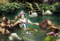 ஆலிலை கண்ணனின் ஆனந்த லீலைகள் : மதுரையில் ஷோபனாவின் நாட்டிய நாடகம்