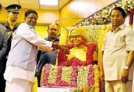 வி.ஐ.டி.,யில் கலாம் சிலை திறப்பு : மேகாலயா கவர்னர் பங்கேற்பு