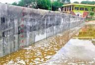 பாலாறு தடுப்பணையில் 6 அடிக்கு நீர் தேங்கியது