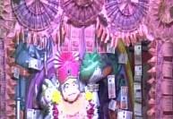 11 லட்சம் ரூபாய் நோட்டுக்களால் அனுமனுக்கு அலங்காரம்