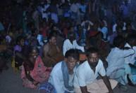 'டிவி'க்கள் கிளப்பிய பீதி: தொண்டர்கள் ஆவேசம்