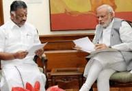 மோடி பெயரை 'டேமேஜ்' செய்த அதிகார மையம் கண்ணீருடன் ஆதாரம் கொடுத்த முதல்வர் பன்னீர்