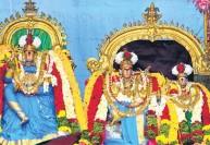 ராமேஸ்வரத்தில் மாசி அமாவாசை : அக்னி தீர்த்தத்தில் குவிந்த பக்தர்கள்