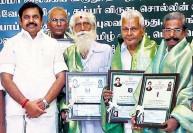 32 தமிழறிஞர்களுக்கு 'தமிழ் செம்மல்' விருது