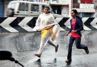தர்மபுரி, கிருஷ்ணகிரியில் ஆலங்கட்டி மழை