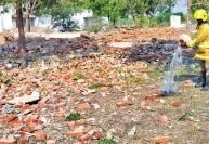சிவகாசியில்  வெடிவிபத்து: பட்டாசு ஆலை தரைமட்டம்