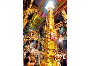 மீனாட்சி அம்மன் கோயில் சித்திரை திருவிழா கொடியேற்றத்துடன் துவக்கம்
