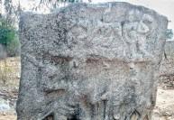 யானையுடன் நடுகல் கண்டுபிடிப்பு