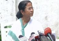 ஜனாதிபதி தேர்தல் குறித்து பிரதமருடன் பேசவில்லை: மம்தா