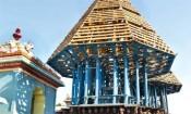 திருக்காமீஸ்வரர் கோவில் தேருக்கு புதிய இரும்பு