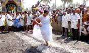 பொன் அறச்சாலையம்மன் குண்டம் விழா: ஆயிரக்கணக்கான