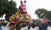 ஹரிஹர புத்திர அய்யனார் கோயிலில் புரவி எடுப்பு