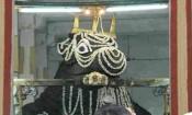 16 அடி உயர நந்திதேவருக்கு நிலக்கடலைத் திருவிழா!