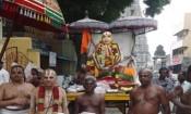 உலகளந்தபெருமாள் கோவிலில் ராமானுஜர் வீதியுலா!