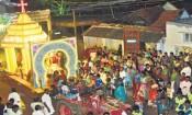 மேலக்கோயில்பட்டியில் சவேரியார் அன்னதான விழா