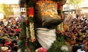 உறையூர் பஞ்சவர்ணேஸ்வரர் கோவிலில் சனிப்பிரதோஷ விழா