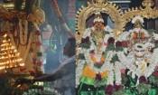 சிவகாசி விஸ்வநாதசாமி கோயிலில் பிரமோற்சவ விழா துவக்கம்