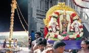 காஞ்சிபுரம் காமாட்சி அம்மன் கோவில் பிரம்மோற்சவம்