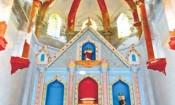 கம்பீரமாக காட்சியளிக்கும் மூக்கையூர் ஆலயம்