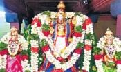 மானாமதுரை வீரஅழகர்கோயில் பிரமோற்ஸவ விழா துவக்கம்