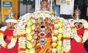 போடியில் சீனிவாசப் பெருமாள் கோயிலில் திருவோண பூஜை