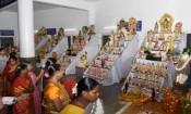 யோகி ராம்சுரத்குமார் ஆசிரமத்தில் நவாரத்திரி விழா