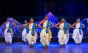 கோவை ஈஷா யோகா மையத்தில் 9ம் நாள் நவராத்திரி திருவிழா