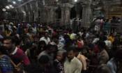 தொடர் விடுமுறை : ராமேஸ்வரம் கோயிலில் பக்தர்கள் கூட்டம்