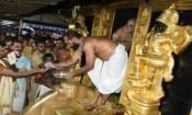 மண்டல பூஜைக்காக சபரிமலை கோவில் நடை திறப்பு: குவிந்த