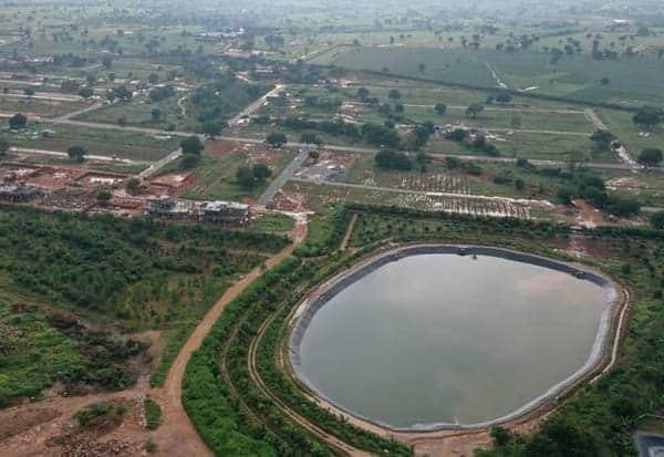 ஐதராபாத்தில் உலகின் மிகப்பெரிய தியான மையம் : திறந்து வைத்தார் ஜனாதிபதி Gallerye_015534754_2476757