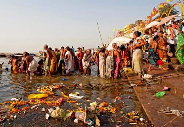 மாசு குறைந்ததால் தூய்மையானது கங்கை நதி Gallerye_063844401_2520979