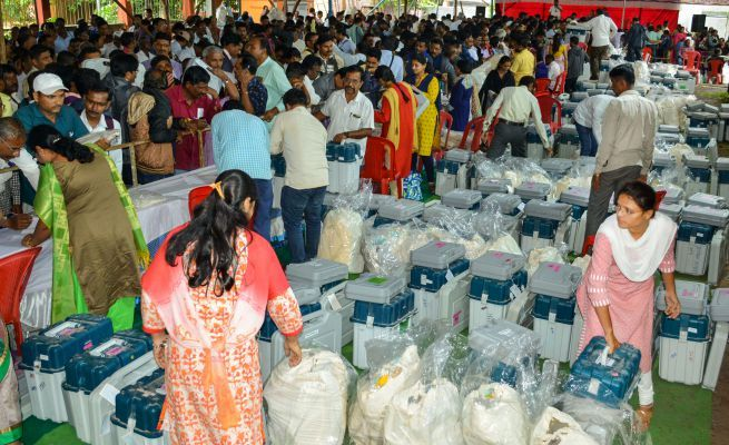 Maha polls preparations