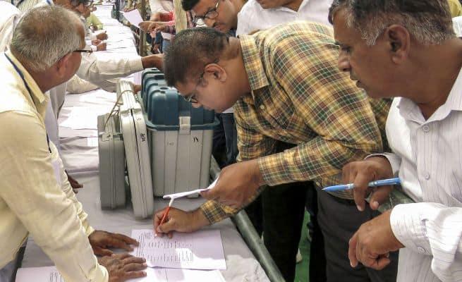 Haryana polls preparations
