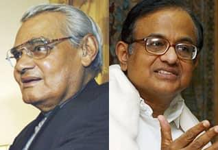"Vajpayee, PC in witnesses list before JPC probing 2G scam,""2ஜி': பார்லி கூட்டு குழு சாட்சிகள் பட்டியலில் வாஜ்பாய், சிதம்பரம்"