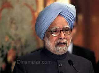 Non-Telangana ministers and MPs meet PM, தெலுங்கானாவுக்கு எதிர்ப்பு ; பிரதமருடன் சந்திப்பு