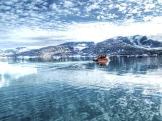 2100ல் கடல் மட்டம் 1.6 மீட்டர் உயரும்:ஆர்டிக் துருவ ஆய்வில் அதிர்ச்சி தகவல்