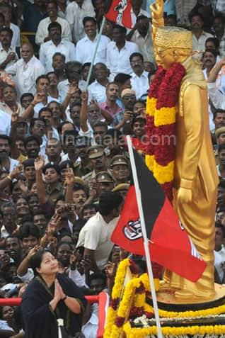 Jayalalithaa, as CM may sworn on Monday, முதல்வராக, ஜெ., பதவியேற்கிறார்.,