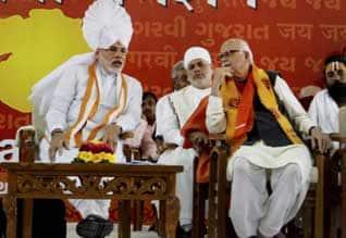 Gujarat , Modi fast, குஜராத், நரேந்திரமோடி உண்ணாவிரதம் ,