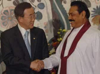 UN recalls top envoy to Sri Lanka , இலங்கை,ஐ .நா., அலுவலகம்,மூடல்,அதிகாரிகள்,திரும்ப,அழைப்பு,பான் கி மூன், எரிச்சல்,