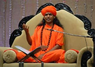ரஞ்சிதா பட்ட வேதனை : நித்யானந்தா மன உருக்கம்