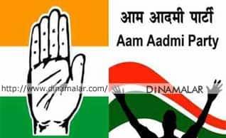 delhi minister tomar, congress, aam aadmi, modi, டில்லி அமைச்சர் டோமர், காங்கிரஸ், ஆம்ஆத்மி, மோடி