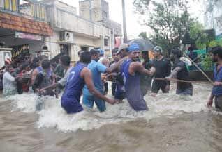 கமாண்டோ வீரர்களும் சென்னை வெள்ளமும்...