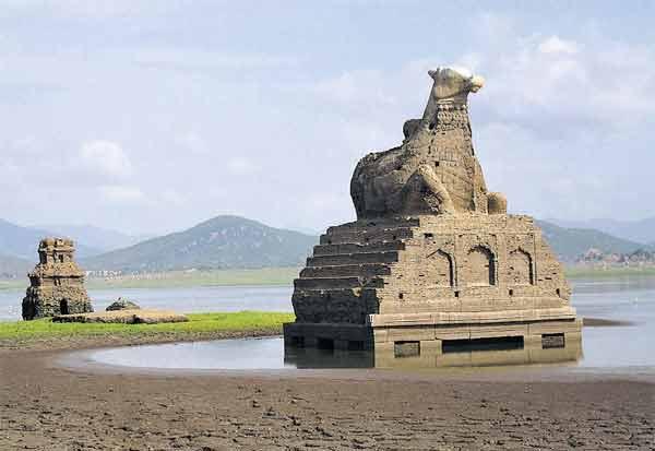Image result for பண்ணவாடி நந்தி சிலை
