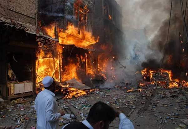 பலுசிஸ்தானில் குண்டுவெடிப்பு: 43 பேர் பலி; பலர் படுகாயம்