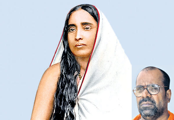 அம்மா என்றால் அன்பு: இன்று அன்னை சாரதாதேவி பிறந்த நாள்